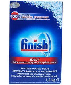 Muối rửa bát làm sạch Finish