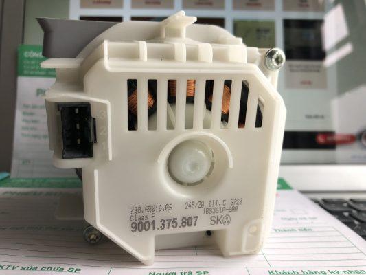 Bơm nhiệt máy rửa bát Bosch, Siemens
