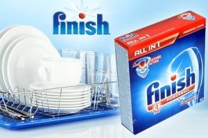 muối rửa bát finish 1,5kg chính hãng