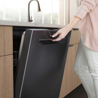 cách reset máy rửa bát bosch bằng mode Ascenta