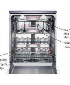 Giá đựng máy rửa bát Bosch