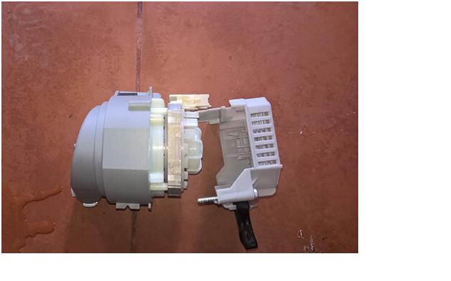 Nguyên nhân Máy rửa bát Bosch báo lỗi E09