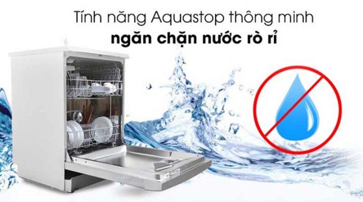 Tính năng Aquastop máy rửa bát Bosch SMS46MI05E