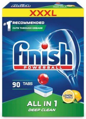 Viên rửa bát Finish All in 1 loại 90v