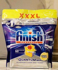 Viên rửa bát Quantum max 60 viên