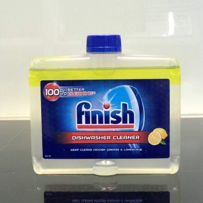 dung dịch vệ sinh máy rửa bát Finish