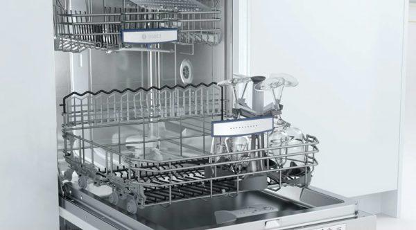 Giá chứa máy Rửa Bát Bosch SMS88TI40M