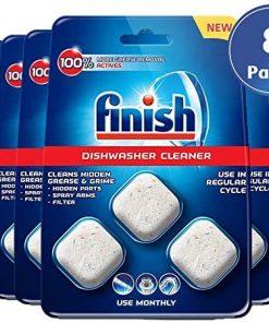 viên vệ sinh máy rửa bát Finish 03 viên