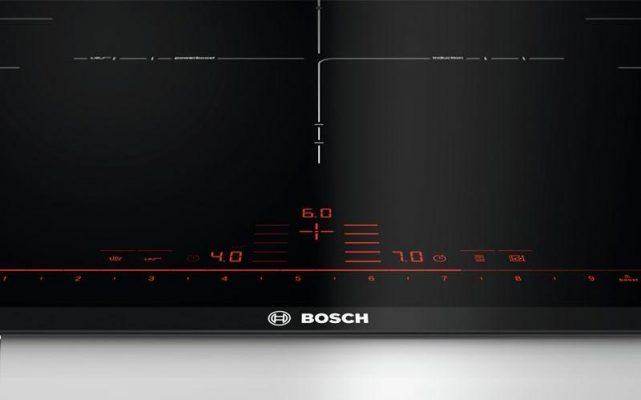 3 vùng nấu bếp Từ Bosch PID651DC5E