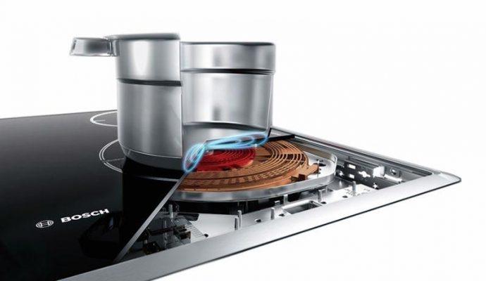 Công nghệ Điện từ bếp Từ Bosch PID651DC5E