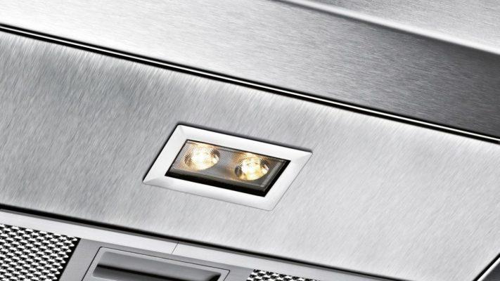 Hệ thống Led Máy Hút Mùi Bosch DWK97JM60