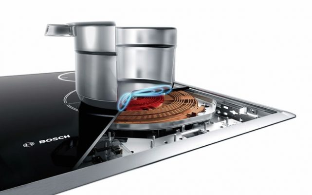 FryingSensor Plus/PerfectFry Bếp Từ Bosch PID775DC1E